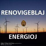 Renovigeblaj energioj
